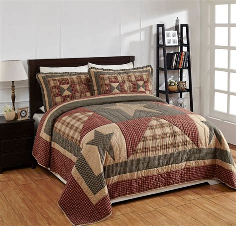 country quilt bedding sets 3pc plymouth king bed quilt set by olivias heartland