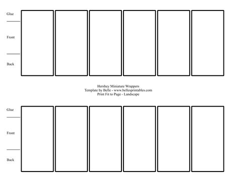 free printable bar wrappers templates hershey bar free coloring pages