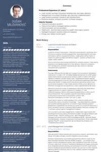 it infrastructure solution architect resume solution architect resume sles visualcv resume sles database