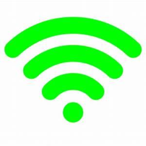 Free lime wifi icon - Download lime wifi icon