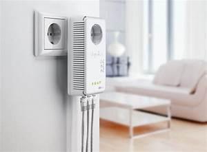 Dlan 500 Av Wireless   Internet Por El Enchufe De La Luz