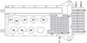 Mercedes Sprinter Fuse Box Diagram 2007