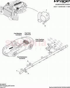 Aston Martin Virage Fuel Charging And Controls Parts