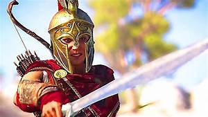 ASSASSIN'S CREED ODYSSEY: NEW Gameplay Trailer (2018) PS4 ...