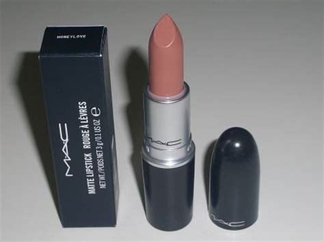 mac matte lipstick honeylove 3 g 0 10 oz bnib mac