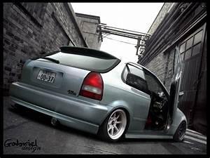 Ek9 Honda Civic Wallpapers