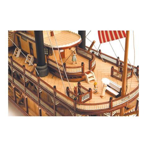Barco De Vapor Mississippi by Maqueta De Barco De Vapor En Madera Rey Del Mississippi