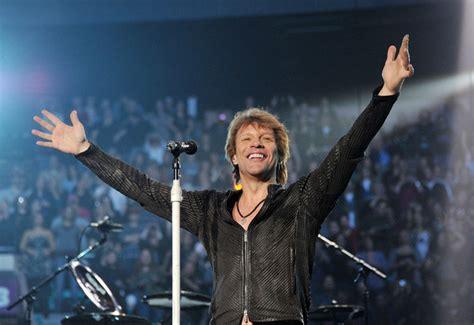 Jon Bon Jovi Photos Concert Zimbio