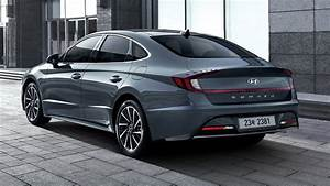 2020 Hyundai Sonata Looks Significantly More Upscale ...