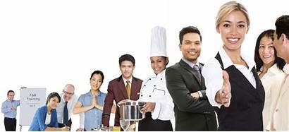 Hotel Training Staff Montage Trainer Hospitality Service
