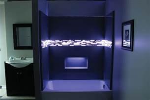 led light design led shower lighting color changing led