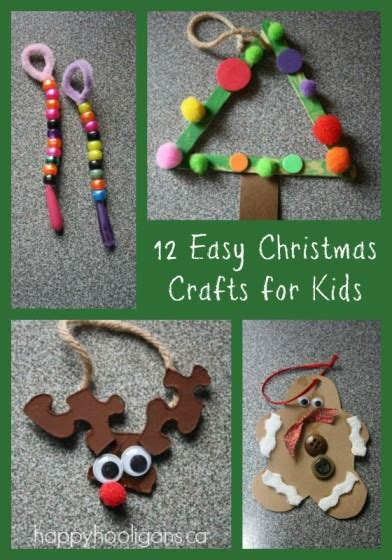 12 easy crafts for toddlers happy hooligans