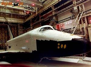 Buran - the Soviet Space Shuttle - The National Space ...
