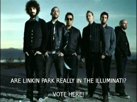 Linkin Park Illuminati Is Linkin Park In The Illuminati