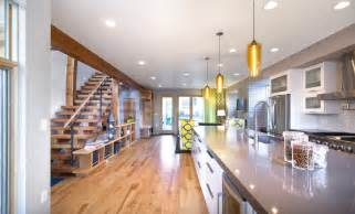 lights above kitchen island denver house features pharos pendant lights kitchen island