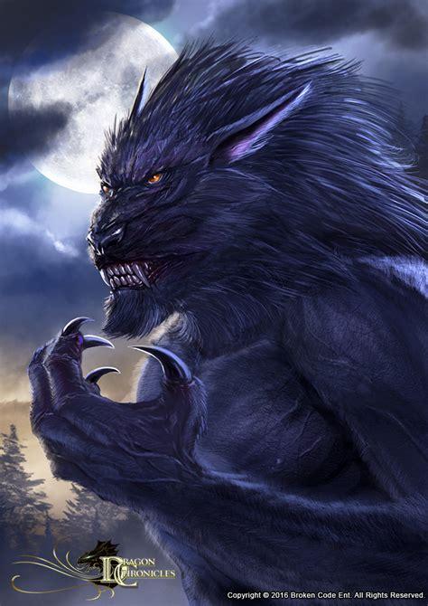 dragon chronicles werewolf lycan  robertcrescenzio