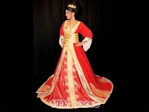 Robe De Mariage Marocaine : robe de soir e pour mariage marocain ~ Preciouscoupons.com Idées de Décoration