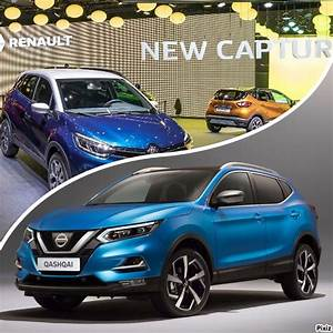 Renault Capture 2017 : gen ve 2017 renault et nissan lancent l 39 op ration restylage du captur et du qashqai l 39 usine ~ Gottalentnigeria.com Avis de Voitures