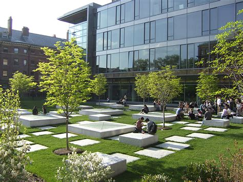 garden designers cambridge northwest laboratories harvard university cambridge ma michael van valkenburgh associates