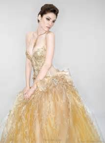 she fashion club and gold wedding dresses - Gold Wedding Dresses