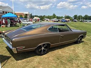File 1967 Amc Marlin Fastback At Amo 2015 Meet In Brown
