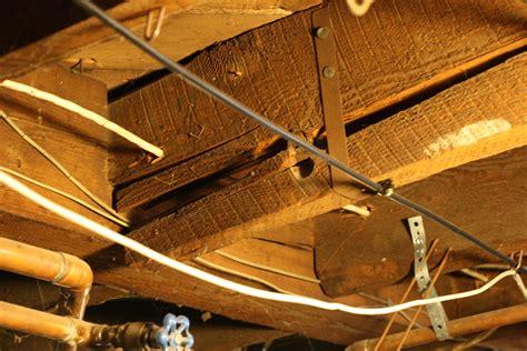 How To Fix Broken Floor Joist by Cracked Floor Joist Pro Construction Forum Be The Pro