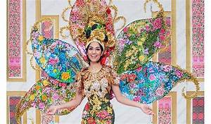 Malaysia wins Best National Costume at Miss Universe 2019 ...