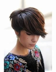 Coupe Courte De Cheveux Femme : coiffure cheveux courts femme hiver 2015 les plus belles coupes courtes de 2018 elle ~ Dallasstarsshop.com Idées de Décoration