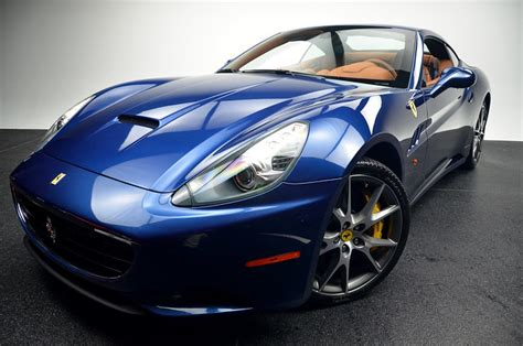 Check specs, prices, performance and compare with similar cars. 2010 Ferrari California Tour De France Blue Cuoio   Flickr - Photo Sharing!