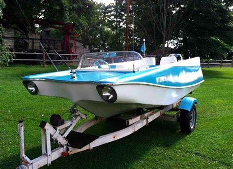 Car Boat Usa by Car Aqua Classic Fiberglass Outboard 1959 For Sale For