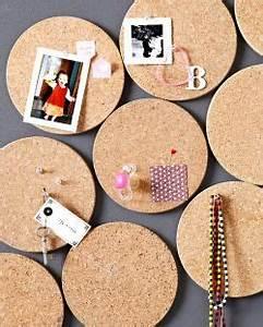 Ideen Für Pinnwand : die 25 besten pinnwand kork ideen auf pinterest korkplatten ikea diy und pinwand kork ~ Markanthonyermac.com Haus und Dekorationen