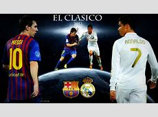 Cristiano Ronaldo vs Lionel Messi 2012 Wallpapers