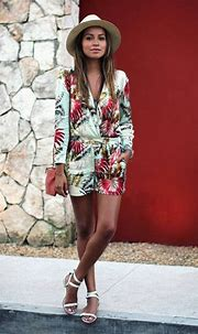 Hot Fashion Trend: 17 Jumpsuits and Rompers for Spring and ...