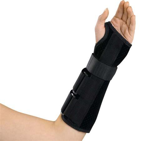 "Medline Wrist And Forearm Splint Dlx, 10"", Lt Sm, Each"
