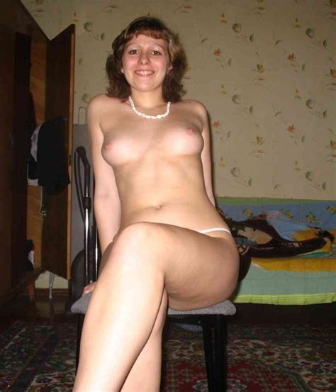 Nice Russian Wife Posing Topless At Home Russian Sexy Girls