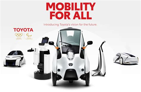 Toyota  Mobility For All Closing The Gap