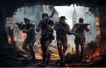Modern Combat Wallpapers Warfare Windows
