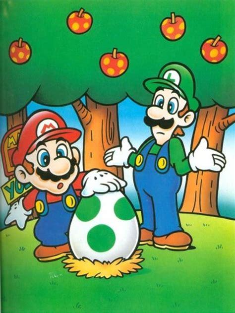 Kaos Mario Bros Mario Artworks 15 mario world official artwork diego and mario