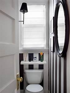 Comment Transformer Ses Wc En Espace Déco : 45 best d corer les wc images on pinterest bathroom ~ Melissatoandfro.com Idées de Décoration