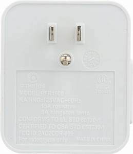 Indoor Wireless Wall Switch