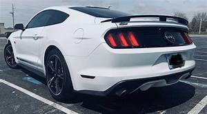 6th gen white 2016 Ford Mustang GT CS 6spd automatic [SOLD] - MustangCarPlace