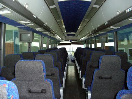 san francisco  passenger vip coach sf bus rental