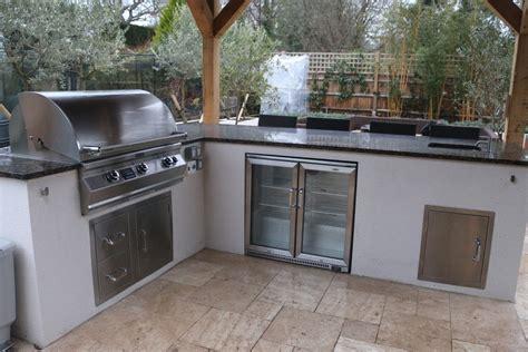 bespoke outdoor kitchen designs at the essex