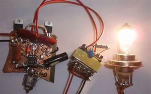 Electronic Halogen Transformer