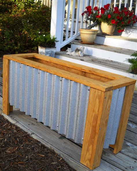 garden planter boxes in the garden diy fresh home planter box our