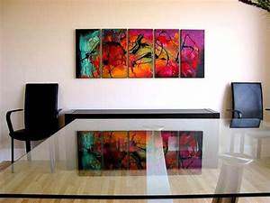 painting for office design decoration With kitchen cabinets lowes with modern abstract canvas wall art