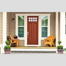 Beautiful Front Door Paint Colors  Home Decorating
