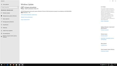 instalacja aktualizacji kb4343909 microsoft community