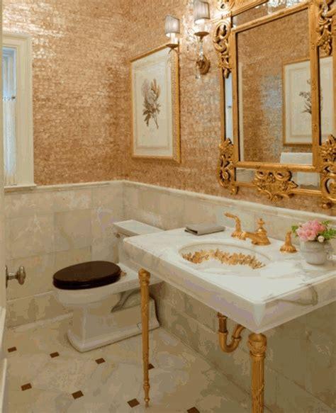 Bathroom Ideas Gold