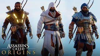 Assassinu0026#39;s Creed Origins - How to Unlock ROMAN VENATOR Outfit (Legendary Gear) - mp3toke